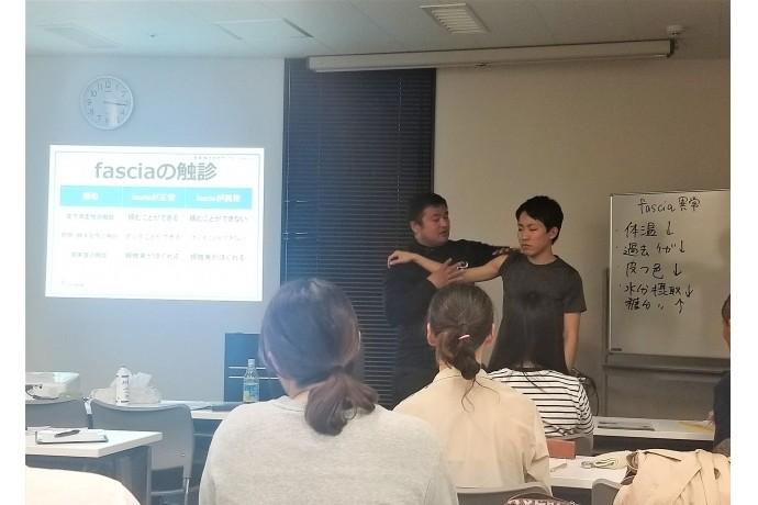 筋膜(ファシア)のセミナーを受講してきました!